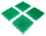 Придверный коврик Home Collection Травка (5080011)