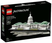 Конструктор LEGO Architecture 21030 Капитолий