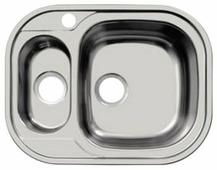 Врезная кухонная мойка UKINOX Galant GAL 628.488 15-GT8K