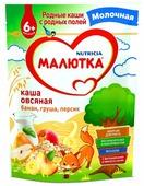 Каша Малютка (Nutricia) молочная овсяная с фруктами (с 6 месяцев) 220 г