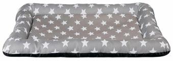 Лежак для кошек, для собак TRIXIE Stars Lying Mat (37139) 100х70х8 см