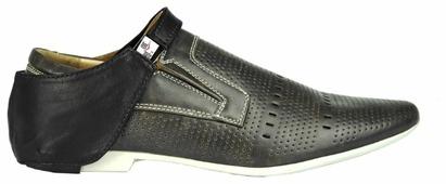 Автопятка Heel Mate de Luxe для мужской обуви, натуральная кожа