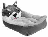 Лежак для собак Удачная покупка P0011-23-S 45х38х12 см