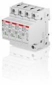 Комбинированный разрядник для систем энергоснабжения ABB 2CTB815710R1900 4П