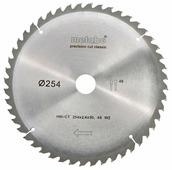 Пильный диск Metabo 628061000 254х30 мм