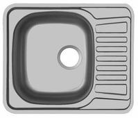 Врезная кухонная мойка UKINOX Comfort COL 580.488-GT8K