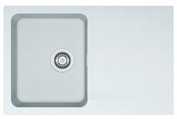 Врезная кухонная мойка FRANKE OID 611-78 78х50см полимер