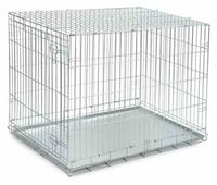 Клетка для животных с металлическим поддоном TRIOL 004Z цинк 91,5?62?70 см (30671004)