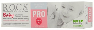 Зубная паста R.O.C.S. PRO Baby 0-3 лет