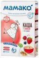 Каша МАМАКО молочная 7 злаков с ягодами на козьем молоке (с 6 месяцев) 200 г