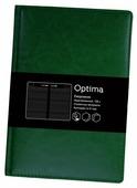 Ежедневник Listoff Optima недатированный, искусственная кожа, А5, 136 листов