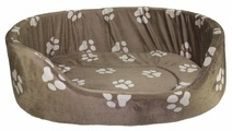 Лежак для собак Dogman Тапико №2 64х59х20 см