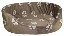 Лежак для кошек, для собак Dogman Тапико №2 64х59х20 см