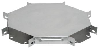 Крестовина для листовых лотков IEK CLP1X-050-200 L=493
