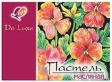 Луч Пастель масляная De Luxe 24 цвета (25С1510-08)