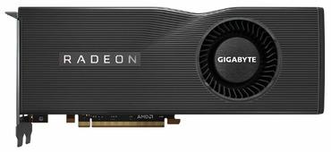 Видеокарта GIGABYTE Radeon RX 5700 XT 1605MHz PCI-E 4.0 8192MB 14000MHz 256 bit HDMI HDCP