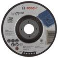 Шлифовальный абразивный диск BOSCH Best for Metal 2608603533