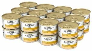 Корм для кошек Gourmet Голд с индейкой 85 г (паштет)