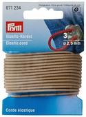 Prym Эластичный шнур, 9712 2.5 мм х 3 м