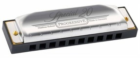 Губная гармошка Hohner Special 20 560/20 C