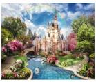 Фотообои флизелиновые детские Design Studio 3D Замок принцессы 3х2.5м