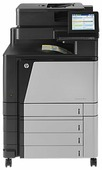 МФУ HP Color LaserJet Enterprise flow MFP M880z