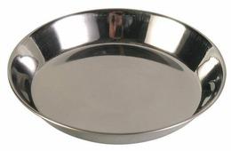 Миска TRIXIE 2468 металлическая для кошек 200 мл