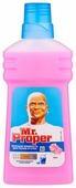 Mr. Proper Моющая жидкость для полов и стен Роза