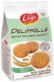 Печенье Gastone Lago Delifrolle без сахара, 350 г