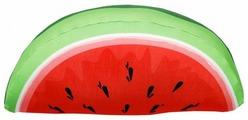 Подушка декоративная Мнушки Долька Арбуз 13х28х9 см (Аи17дол08)
