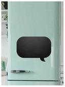 Доска на холодильник меловая Doski4you ПолуЧат (29х39 см)