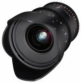 Объектив Samyang 20mm T1.9 ED AS UMC Nikon F