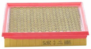 Панельный фильтр MANNFILTER C2975