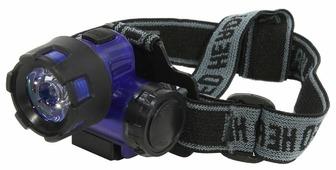 Налобный фонарь SmartBuy SBF-HL018-B