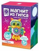 Фантазёр Магнит из гипса - Совушка (707222)
