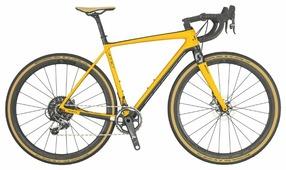 Шоссейный велосипед Scott Addict Gravel 10 (2019)
