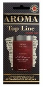 AROMA TOP LINE Ароматизатор для автомобиля Aroma №37 Dupont Passenger 14 г