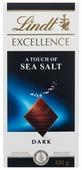 Шоколад Lindt Excellence темный с морской солью