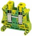 Клеммный блок заземляющий Schneider Electric NSYTRV102PE