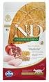 Корм для кошек Farmina N&D Low Grain Chicken & Pomegranate Neutered