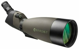 Зрительная труба Barska 25-75x100 BLACKHAWK ANGLED