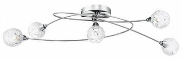 Люстра Globo Lighting Sinclair 5669-5D, G9, 165 Вт