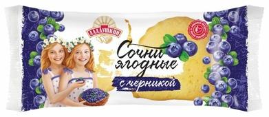 Аладушкин Сочни ягодные с черникой