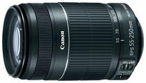 Объектив Canon EF-S 55-250mm f/4.0-5.6 IS II
