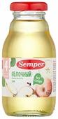 Сок Semper Яблочный, c 4 месяцев