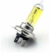 Лампа автомобильная галогенная ДИАЛУЧ H7 Gold 12V 55W (12557-G) 1 шт.