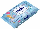 Влажные салфетки MEPSI гипоаллергенные детские