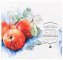 Альбом для акварели Малевичъ White Swan Fin 24 х 23 см, 200 г/м², 20 л.