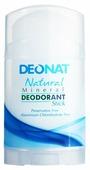 Дезодорант кристалл DeoNat плоский