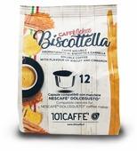 Кофе в капсулах 101Caffe Biscottella (12 капс.)